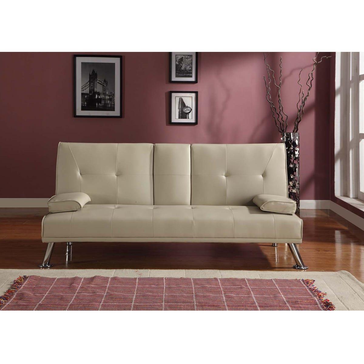 Yamba Sofa Bed - Cream