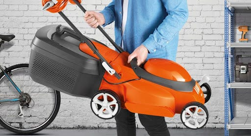 6 Tips for Maintaining Your Lawn Mower