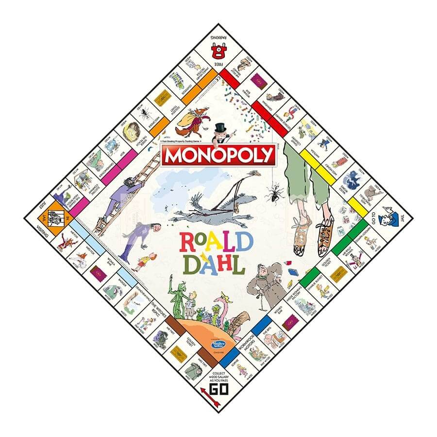 monopoly christmas gift idea
