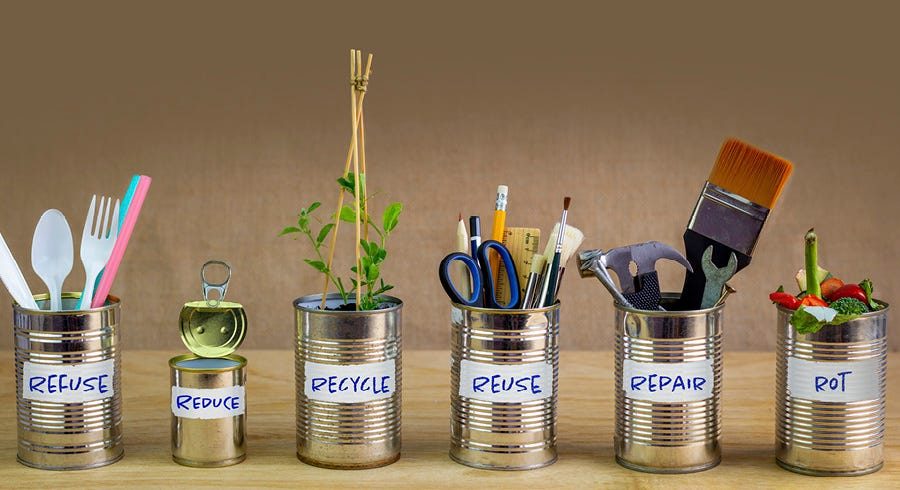 How To Become More Eco-Friendly This Year: Top 10 Tips