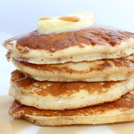 Bailey's pancake