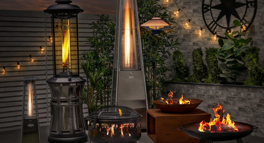 4 Patio Heater Benefits
