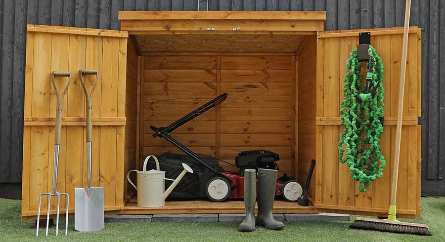 Find the Best Garden Storage: Our Buying Guide