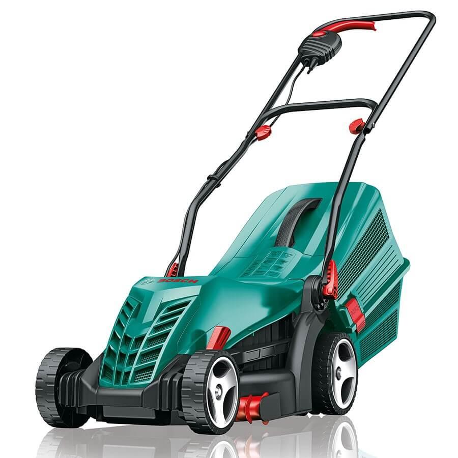 bosch rotak electric lawnmower