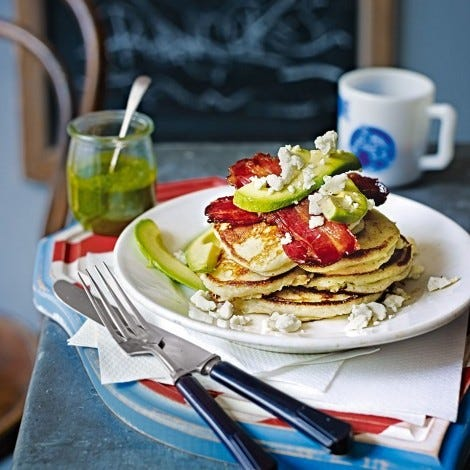 buttermilk pancake delicious magazine