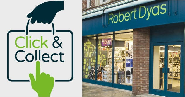 Did you know you can Click and Collect?