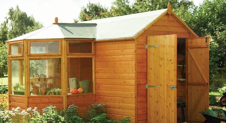 Shed Buying Guide: The Difference Between Shiplap, Tongue & Groove and Overlap