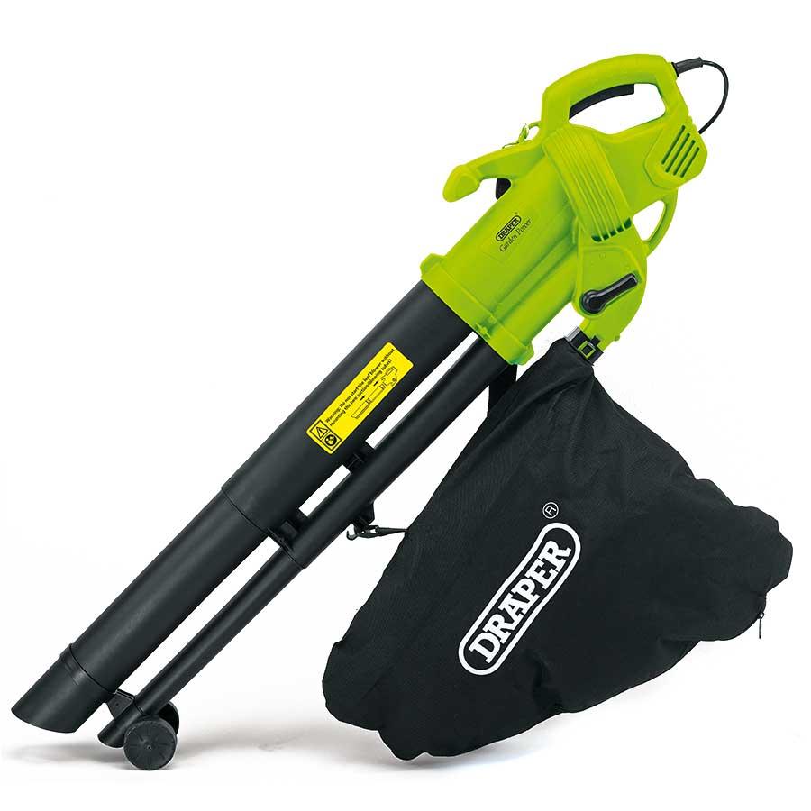 draper 3 in 1 garden vacuum blower mulcher