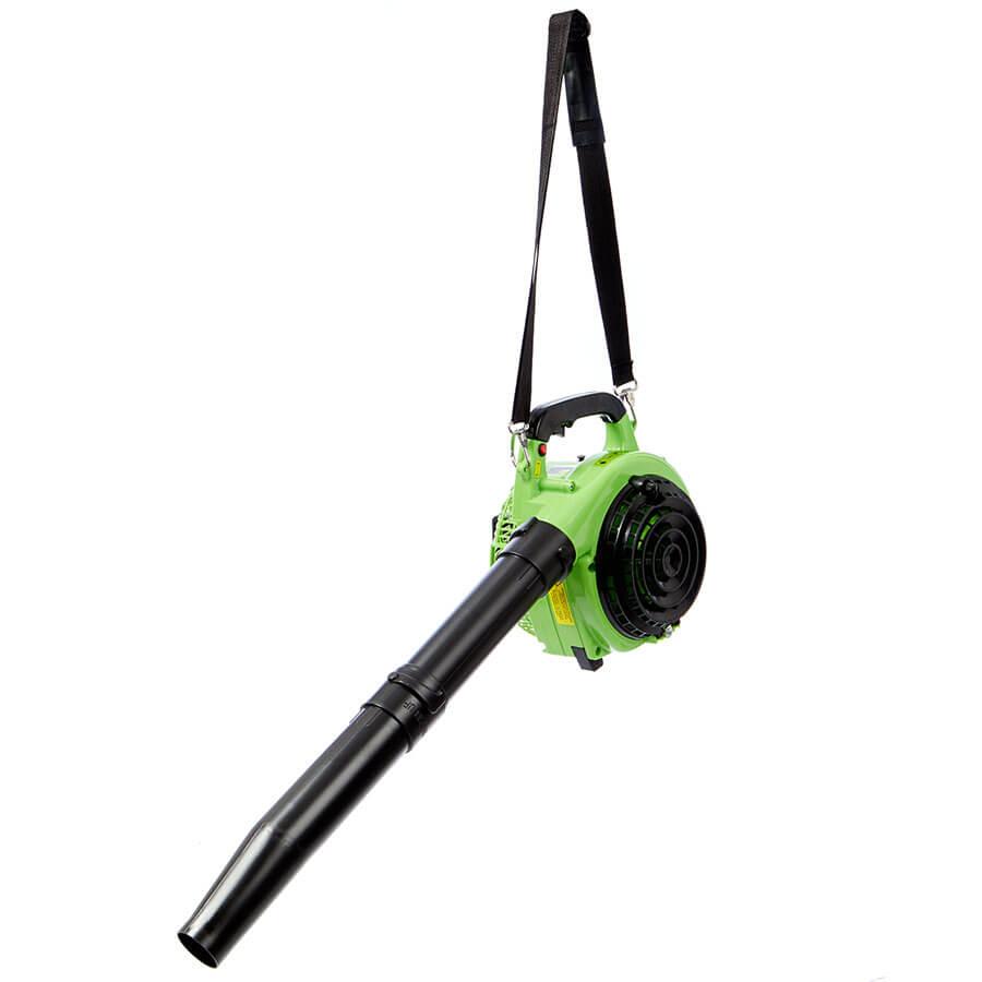 draper petrol leaf blower