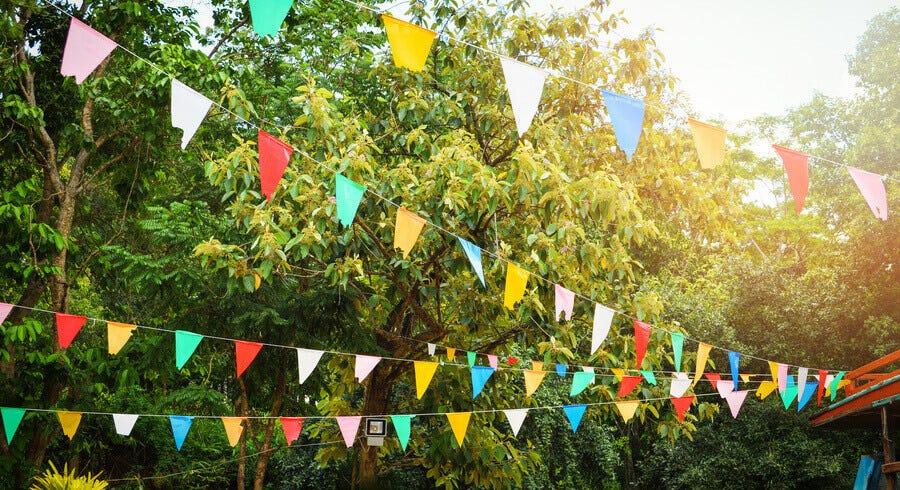 Garden Festival Ideas for Hosting at Home