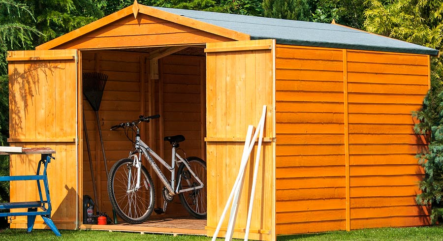 5 Garden Shed Ideas to Organise your Space