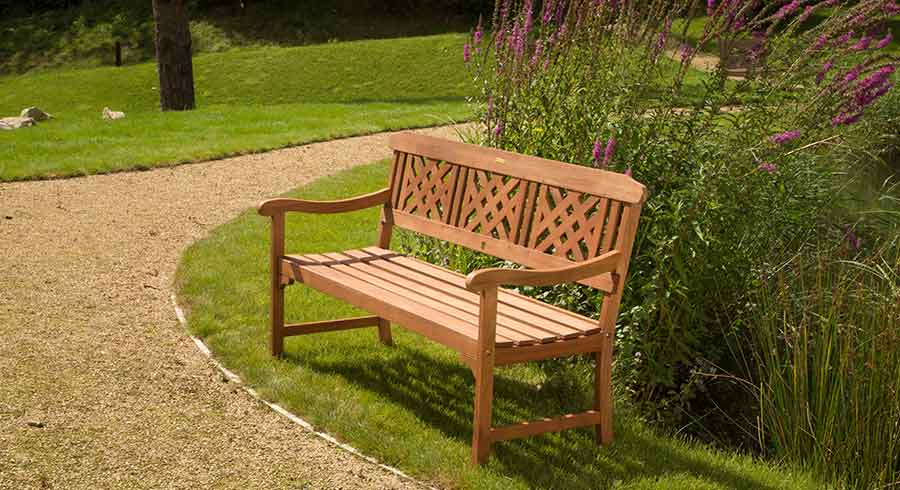 Our Guide to Caring for your Garden Bench