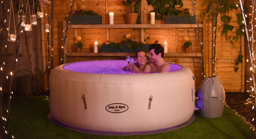 Garden Hot Tub Buying Guide