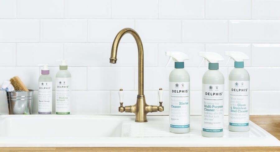 Delphis: The Professionals' Choice of Natural Cleaning Products