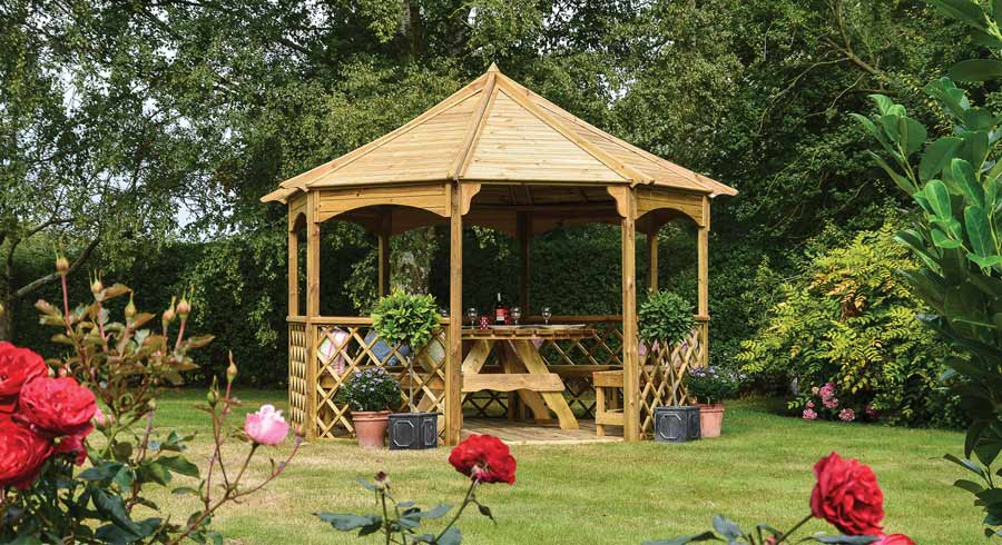 The Ideal Gazebo: A Buying Guide