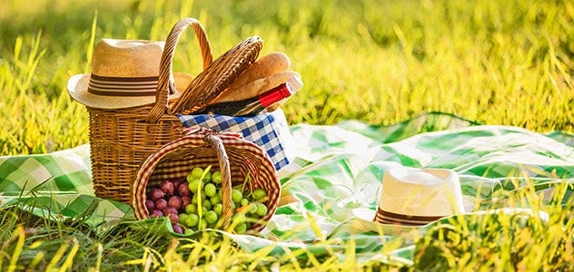 Planning a picnic: our tips and tricks