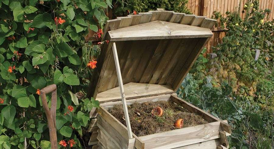How to Make Compost and What You Can and Can't Add