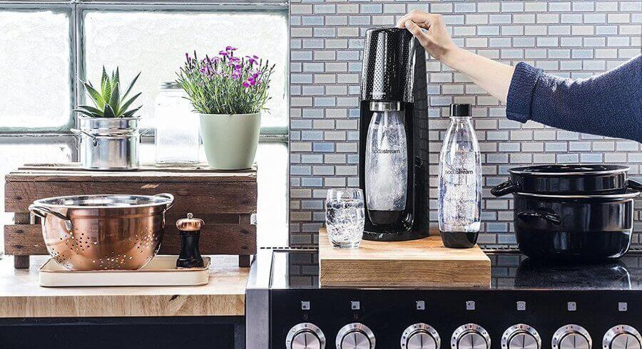 How Sodastream is Killing Off the Single-Use Plastic Market