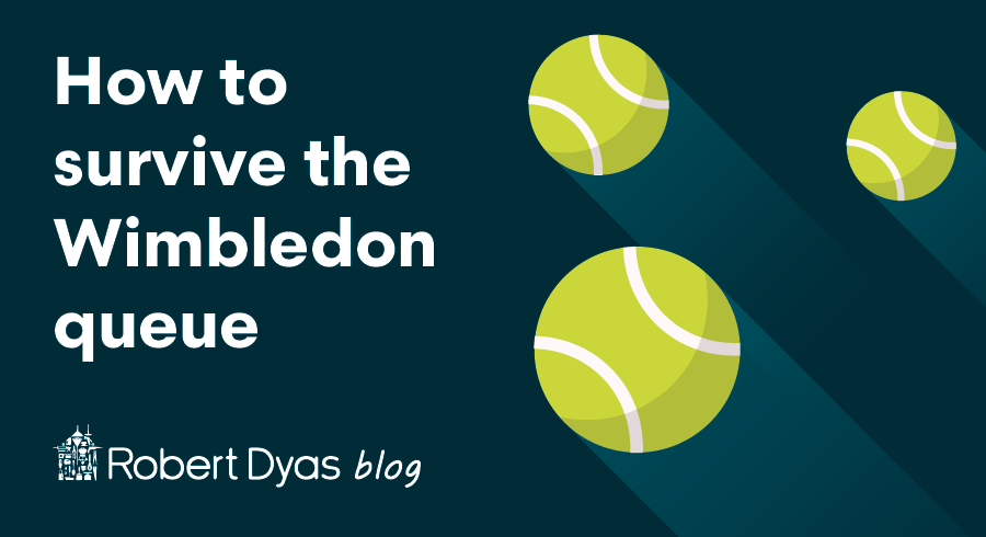 How to Survive the Wimbledon Queue