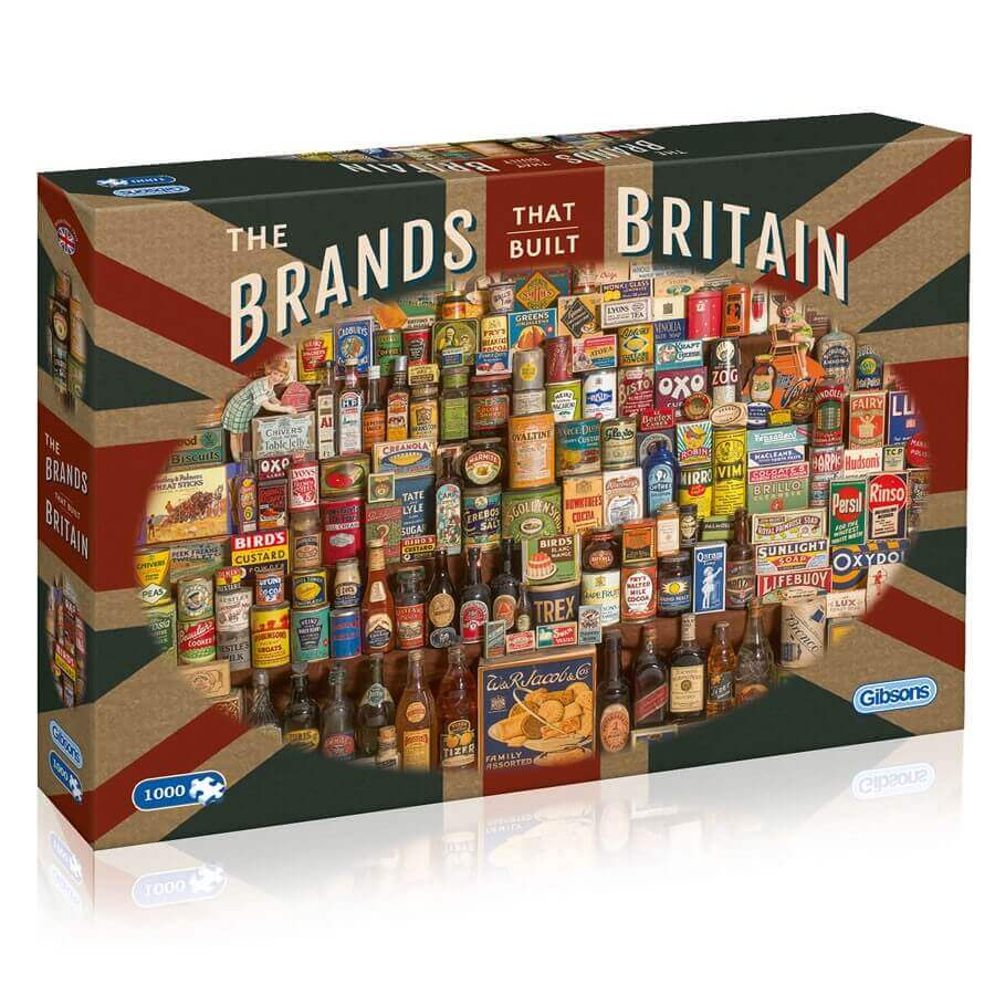 jigsaw brands very british gifts