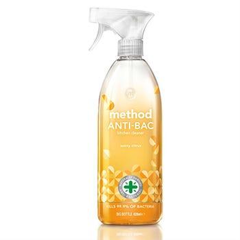 method eco cleaning product antitabac