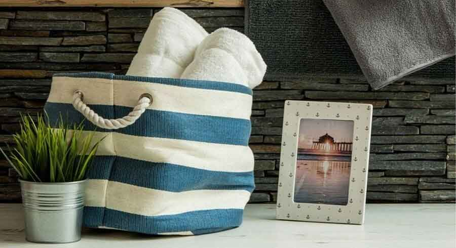 Get the Look: Nautical Bathroom