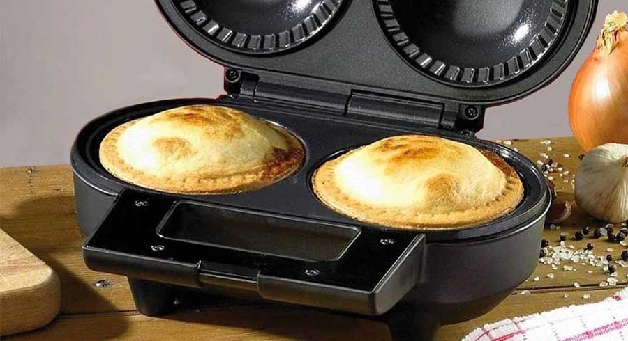 How to use a pie maker to make perfect pies