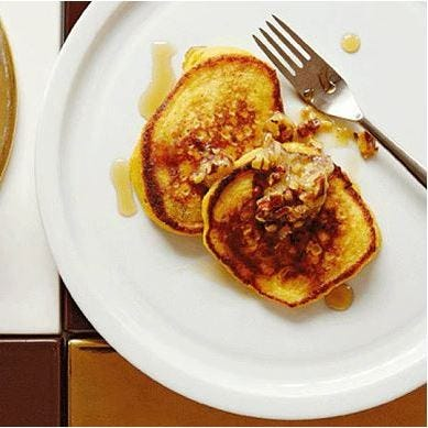 pumpkin american pancakes telegraph