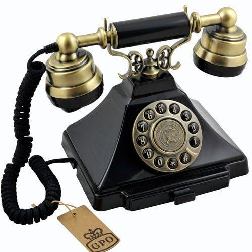 retro telephone gpo