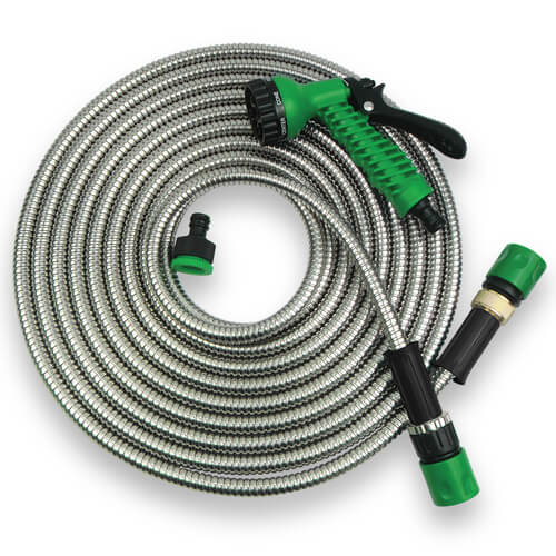 30m Stainless Steel Hose