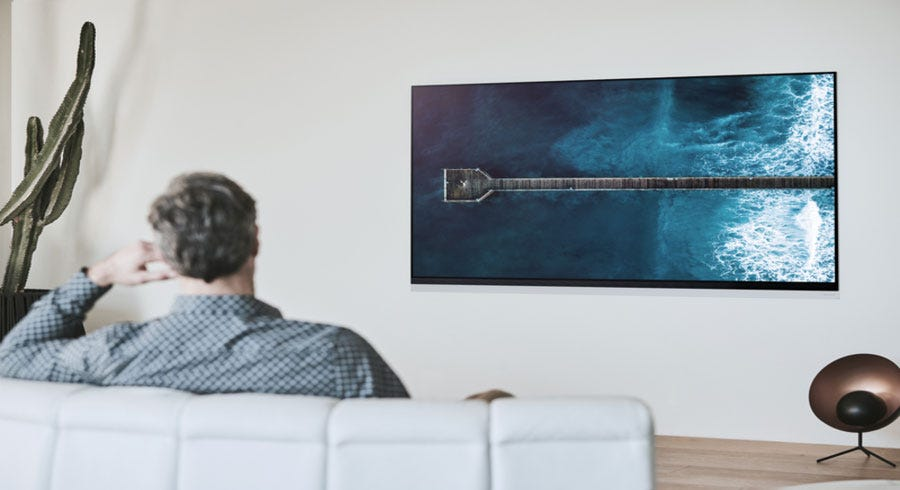 TV Size Buying Guide