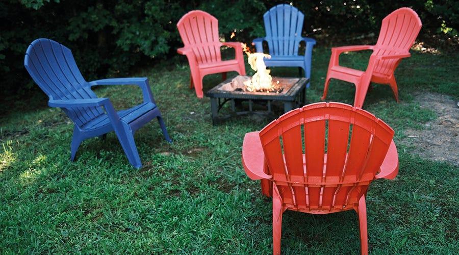 How To Paint Garden Furniture Robert Dyas, Best Spray Paint For Metal Outdoor Furniture Uk