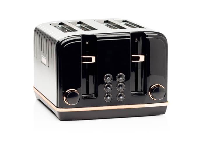 Haden Salcombe 4-slice toaster