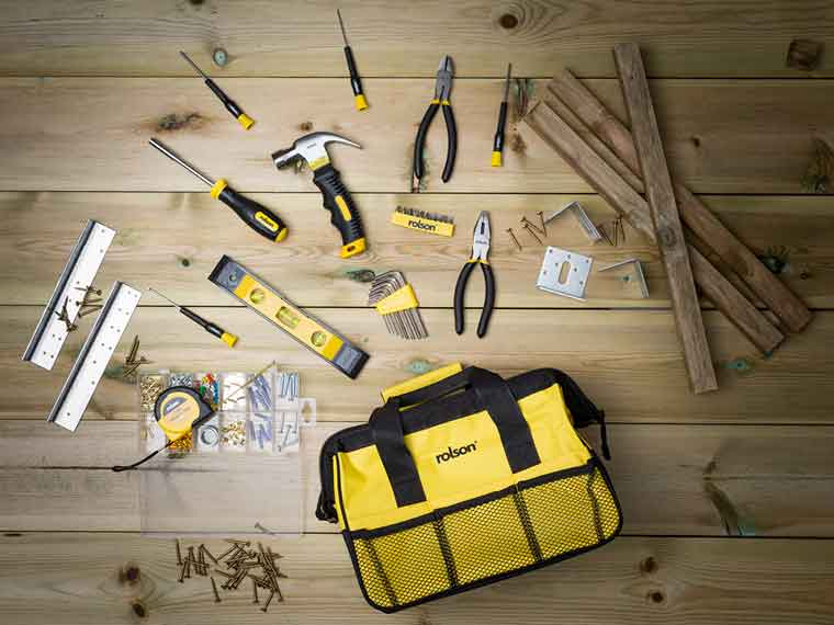 DIY & Security - Hand Tools & Sets