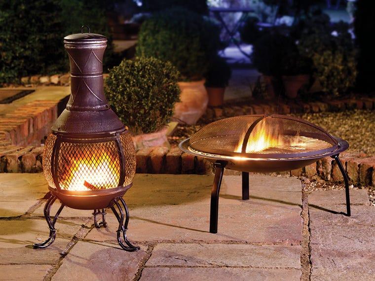 Outdoor Living - Outdoor Heating