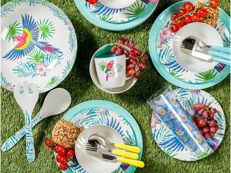 Outdoor Living - Picnicware