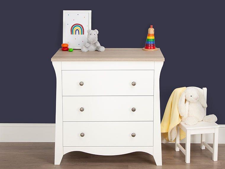 Changing Units - drawer