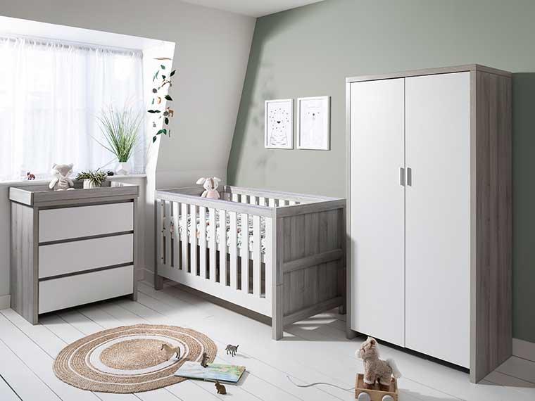 Nursery - cotbed