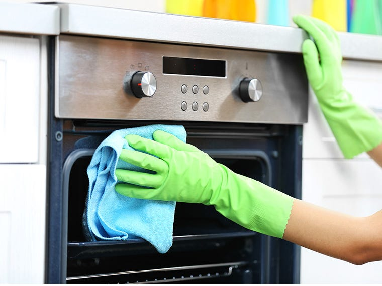 Appliance Cleaning in Household & Cleaning