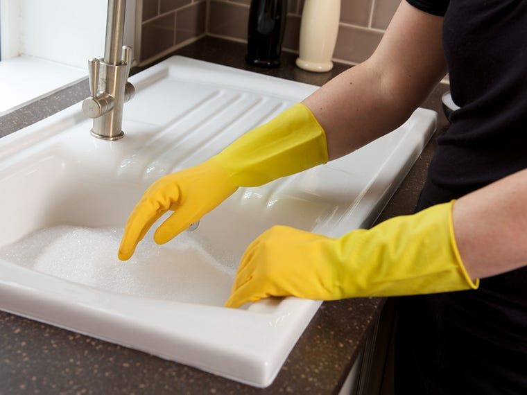 Kitchen Gloves in Household & Cleaning