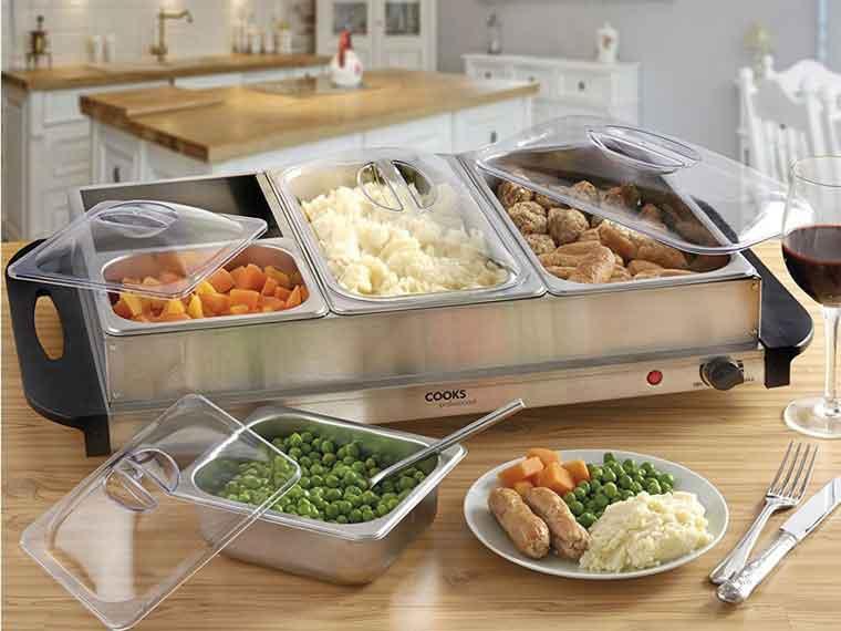 Kitchen Electricals - Trolleys & Servers