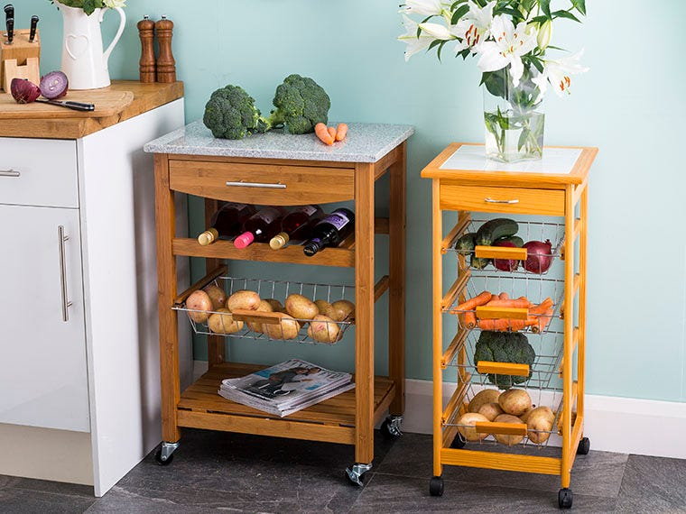 Trolleys & Servers Kitchenware