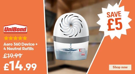 Save £5 on your unibond moisture device
