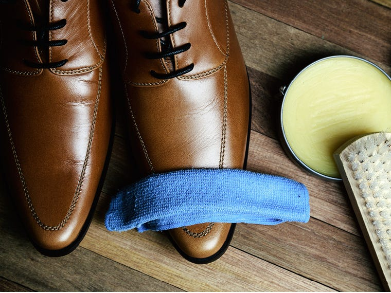 Shoe Care in Household & Cleaning