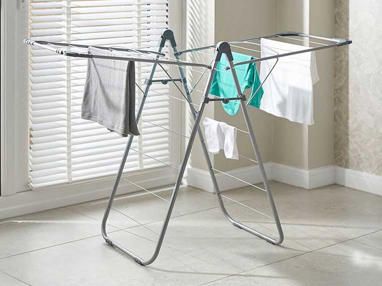 Indoor Clothes Airers in Laundry & Utility