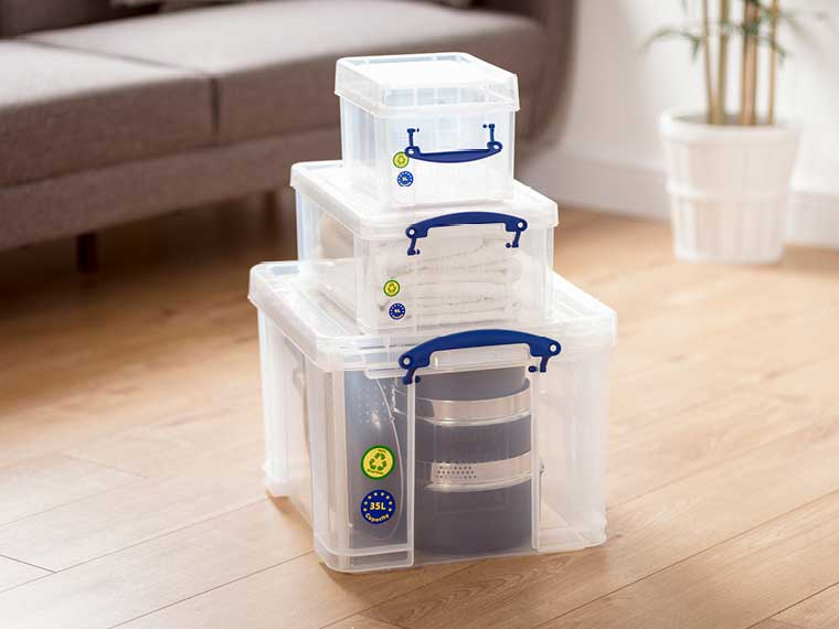 Storage Solutions in Laundry & Utility