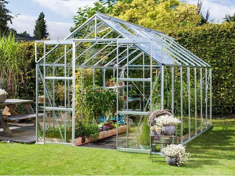 Outdoor Living - Garden Buildings