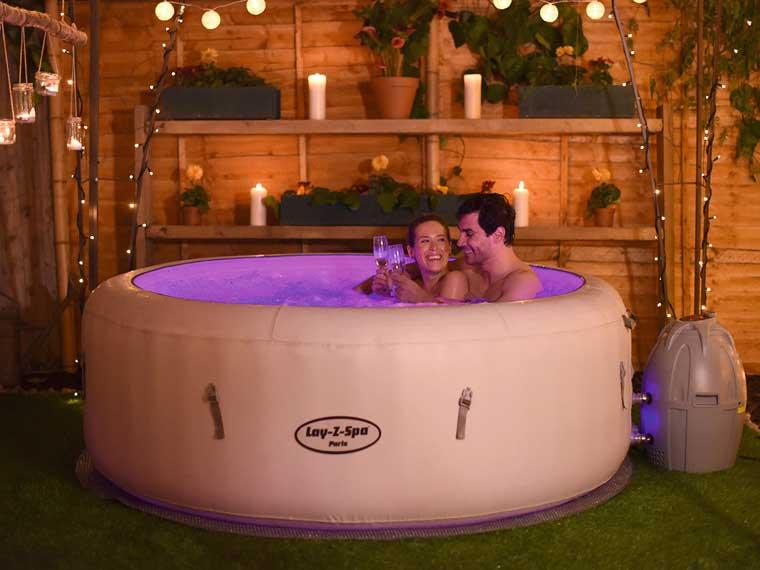 Outdoor Living - Hot Tubs & Spas