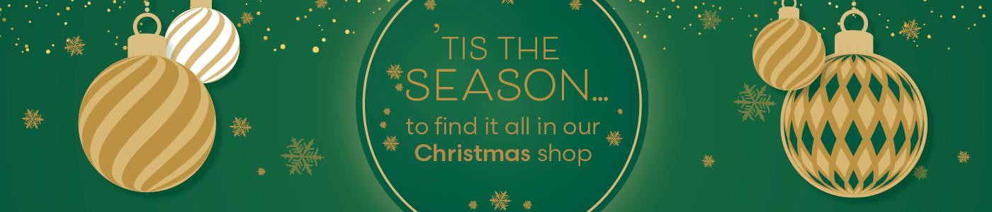 'Tis The season for Christmas with Robert Dyas Christmas