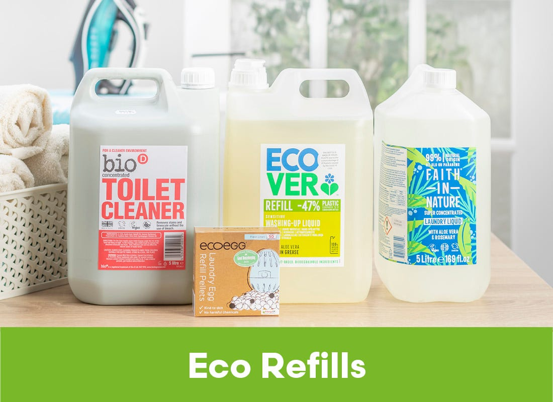 Eco Cleaning Refills